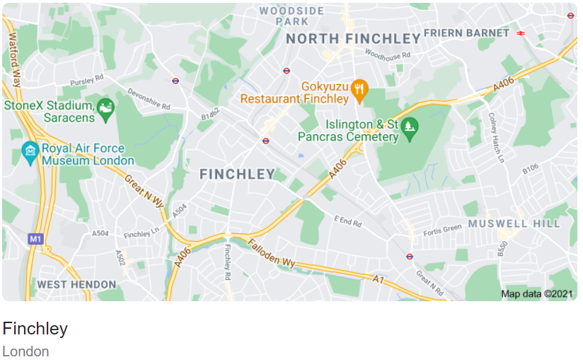 End of tenancy cleaning Finchley